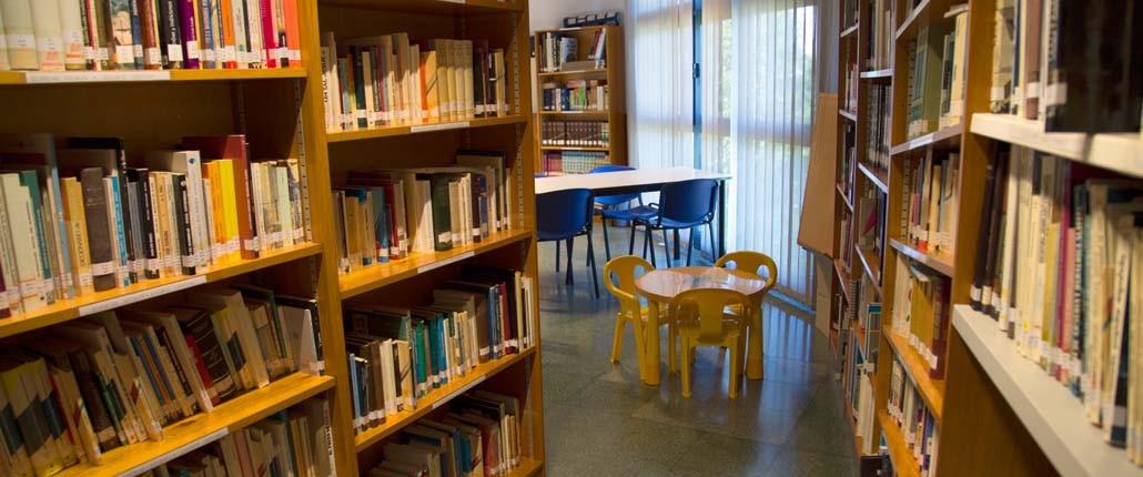 Biblioteca / Liburutegia