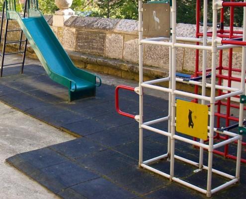 Parque infantil de Bujanda / Bujandako haur-parkea