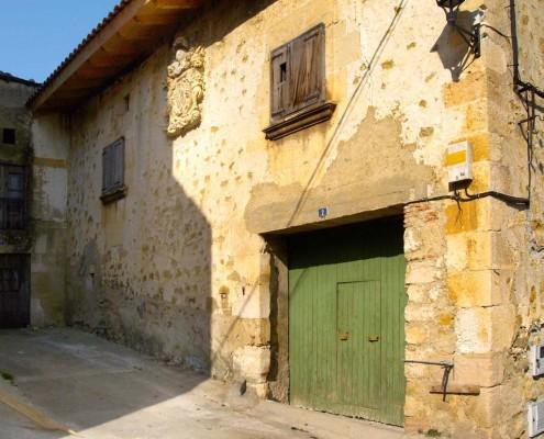 Casa con escudo de Bujanda / Armarria duen etxea Bujandan