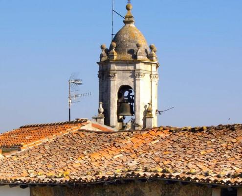Torre de la iglesia parroquial de la Asunción de Bujanda / Bujandako Andre Mariaren Jasokundea Elizaren dorrea