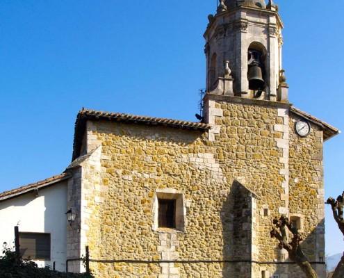 Iglesia de la Asunción de Nuestra Señora de Bujanda / Bujandako Andre Mariaren Jasokundea Eliza