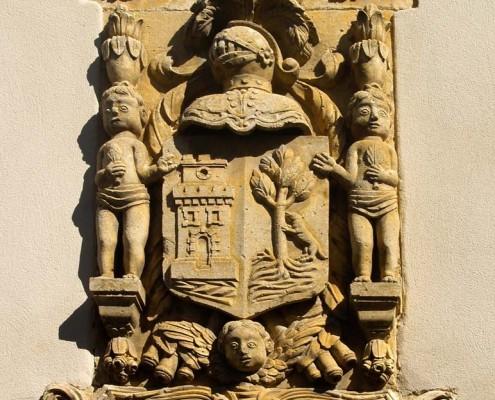 Escudo de Armas de Santa Cruz de Campezo / Santikurutze Kanpezuko armarria