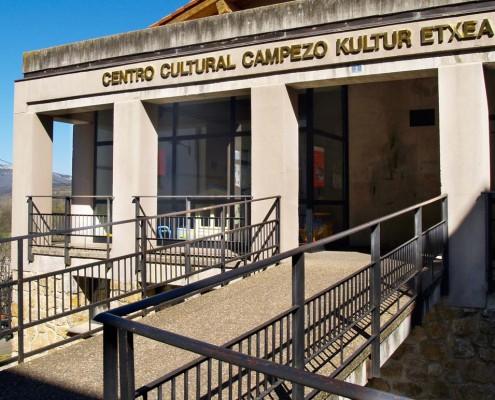 Centro Cultural de Campezo / Kanpezuko Kultur Etxea