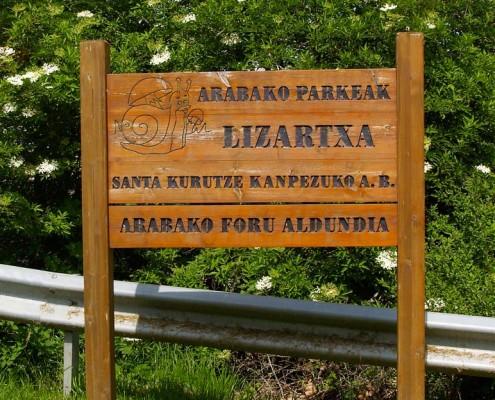 Area recreativa de Fresnedo / Fresnedoko josteta-eremua (Santa Cruz de Campezo / Santikurutze Kanpezu)