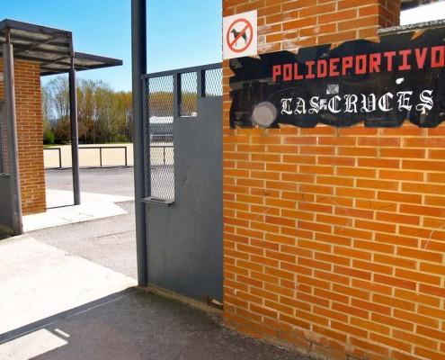 Polideportivo las Cruces (Santa Cruz de Campezo) / Las Cruces Kiroldegia (Santikurutze Kanpezu)