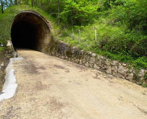 Vía verde del Vasco- Navarro / Vasco-Navarro bide berdea