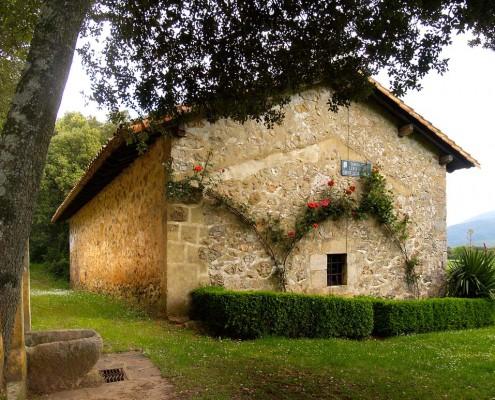 Ermita de Santa Lucía de Orbiso / Orbisoko Santa Luzia Ermita
