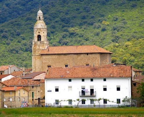 Iglesia de San Andrés de Orbiso / Orbisoko San Andrés Eliza