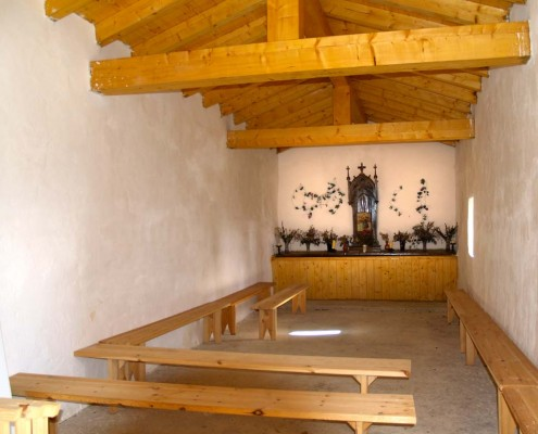 Ermita de San Cristóbal de Oteo / Oteoko San Kristobal ermita