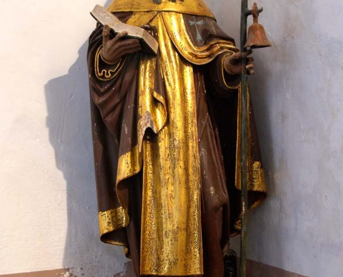 Imagen de San Antonio Abad / San Antonio Abaden irudia (Oteo)