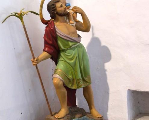 Imagen San Cristóbal / San Kristobalen irudia (Oteo)