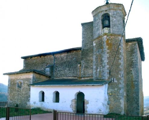 Iglesia de San Mamés de Oteo / Oteoko San Mamés Parrokia-eliza