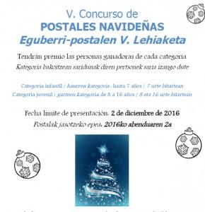 Concurso postales 2016